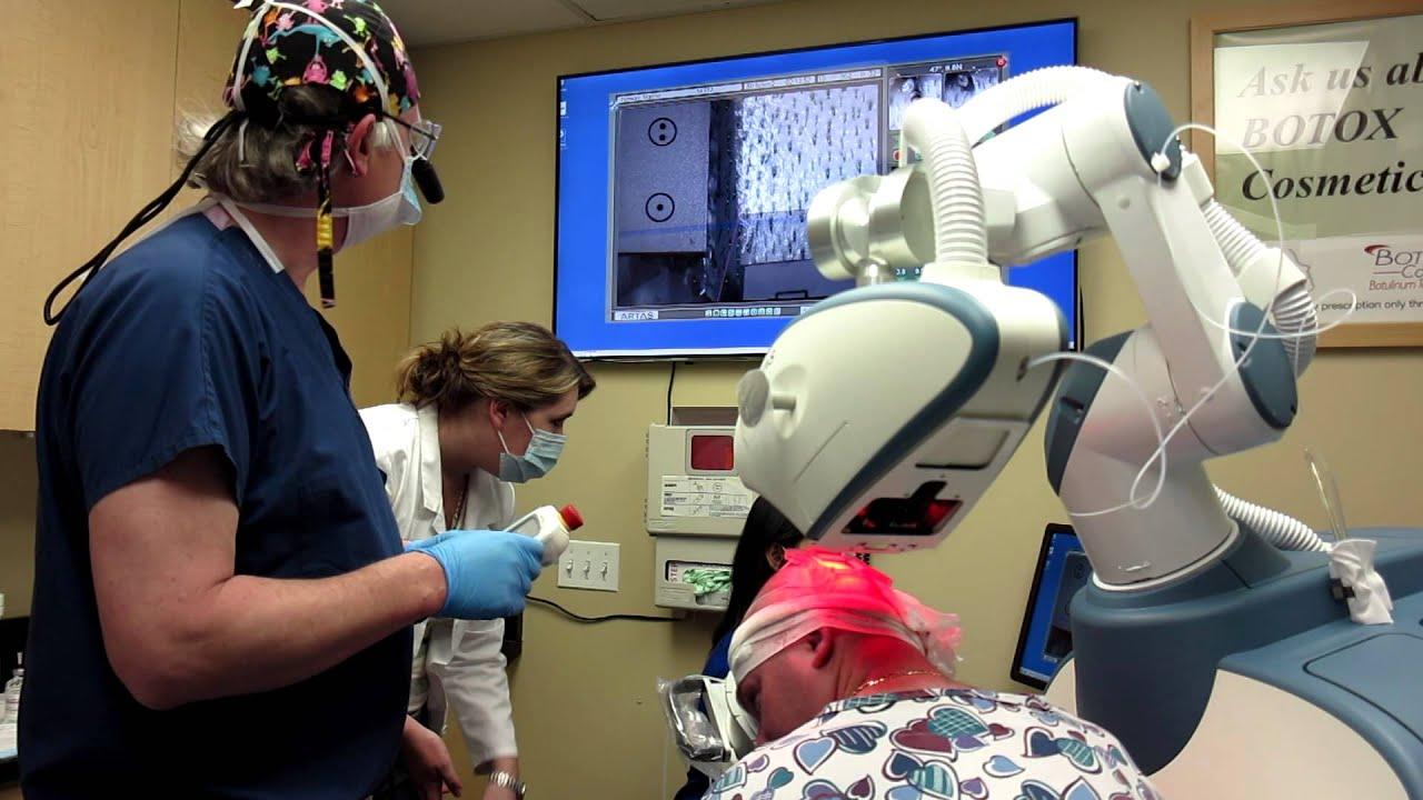 Robotik Saç Ekimi Süresi Ne Kadar?